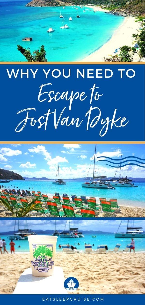 Escape to Jost Van Dyke