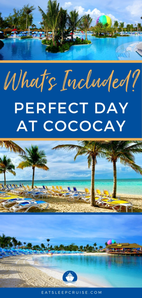What's Included on Perfect Day at CocoCay