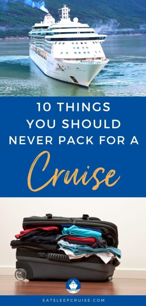 10 Things Not Allowed on a Cruise