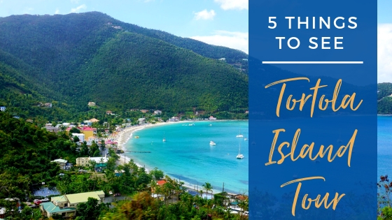 Top Things to See on a Tortola Island Tour