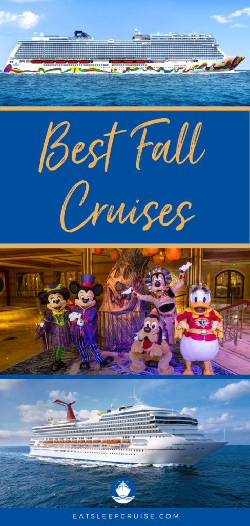 Best Fall Cruises 2019