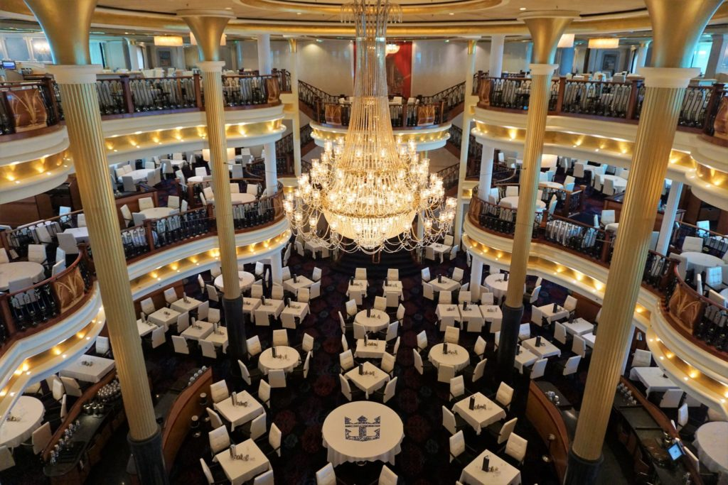 Navigator of the Seas Restaurant Guide