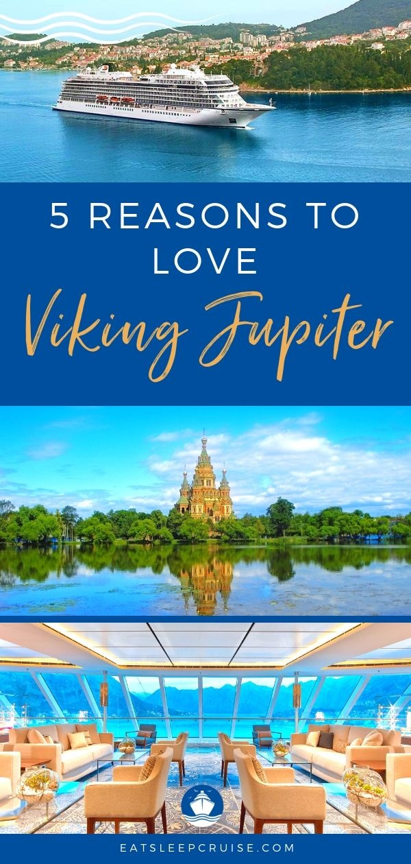 Sail on Viking Jupiter