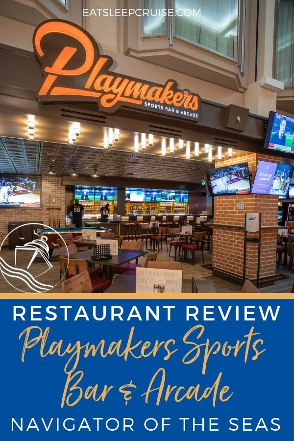Playmakers Sports Bar and Arcade