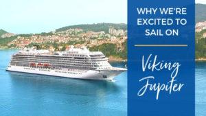 Excited to Sail on Viking Jupiter