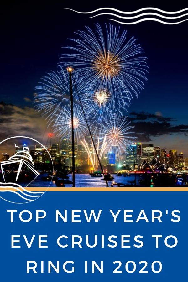 Top NYE Cruises 2020