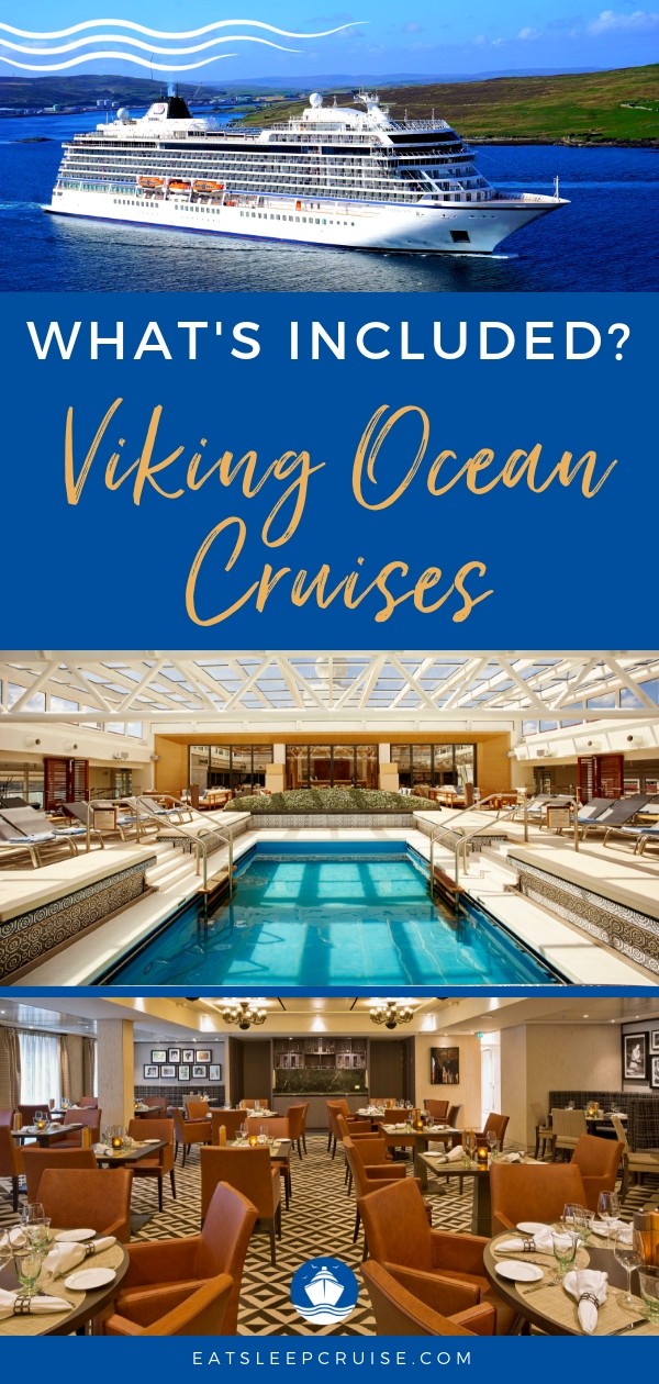 What's Included on Viking Ocean Cruises