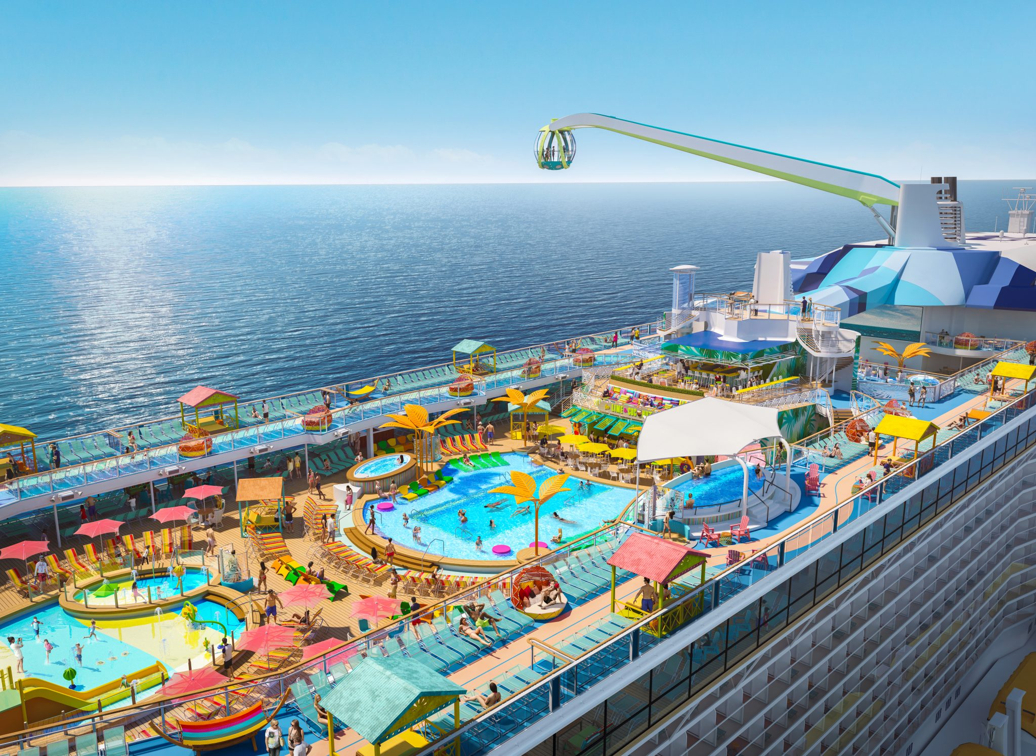 New Details on Odyssey of the Seas
