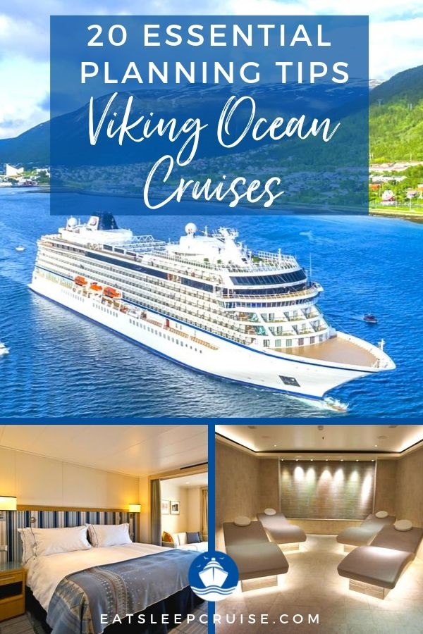 Tips for Taking a Viking Ocean Cruise