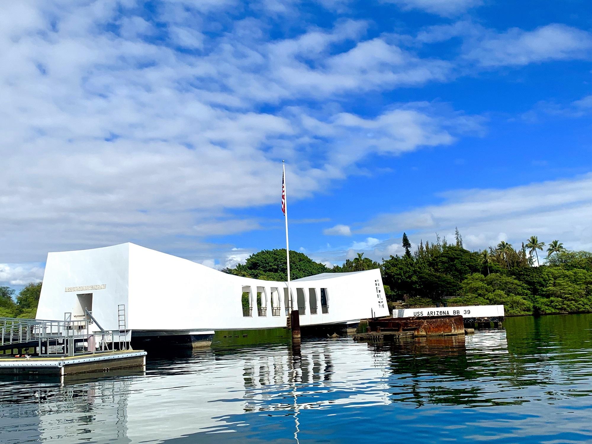 Arizona Memeorial Pearl Harbor Tours