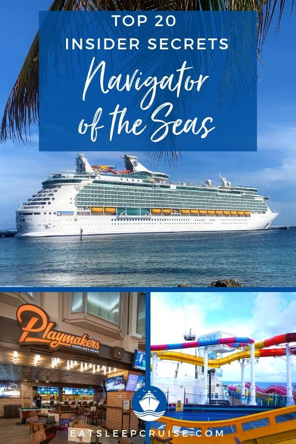 Tips for Navigator of the Seas