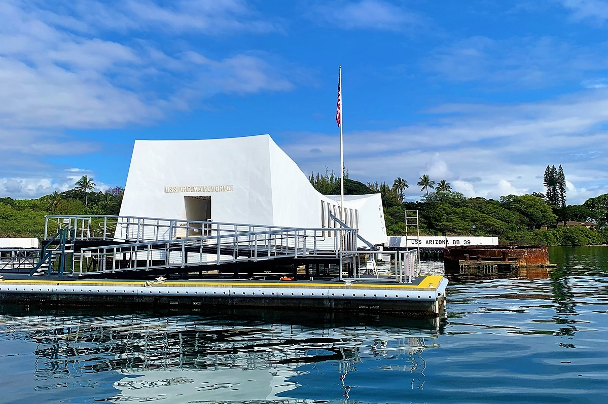 Pearl Harbor Tours Review