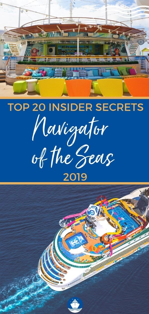 Top Navigator of the Seas Cruise Tips