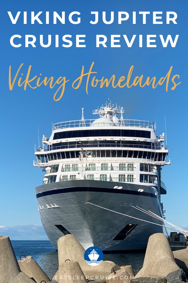 Viking Jupiter Cruise Review