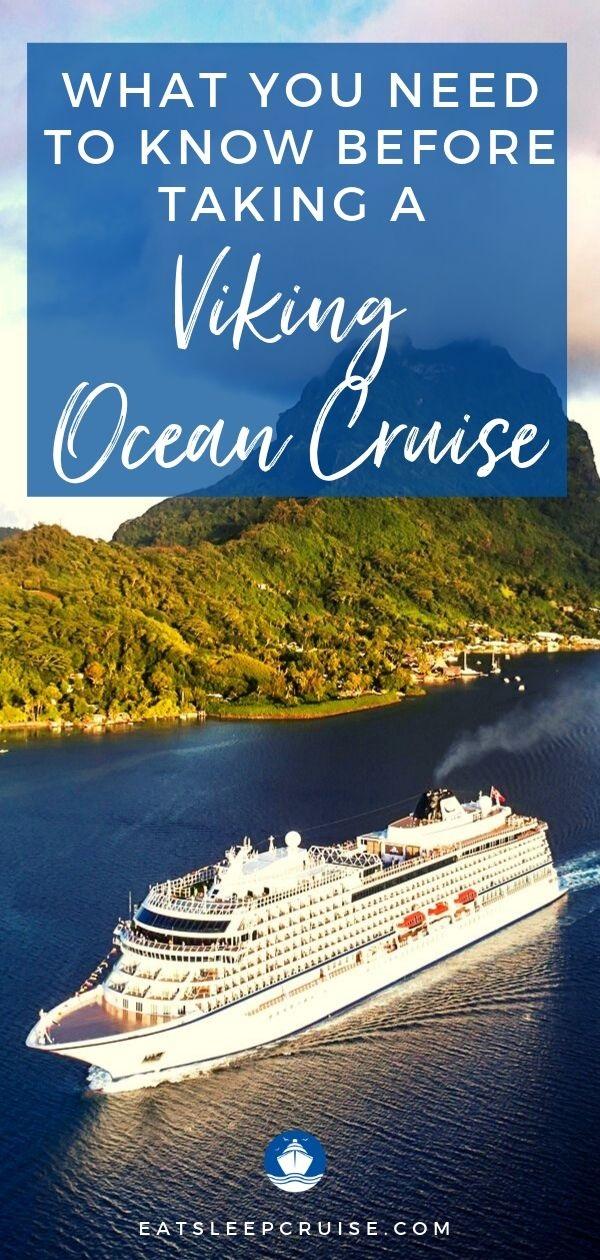 Taking a Viking Ocean Cruise