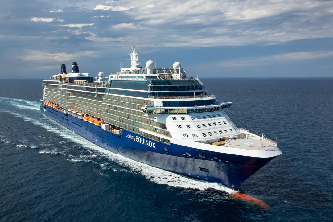 Celebrity Cruises Extends Cruise Suspension for Additional 30 Days