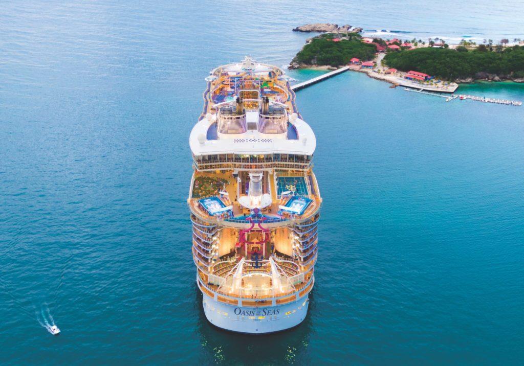 Guide to Royal Caribbean Cruise Ship Classes | Eat Sleep Cruise