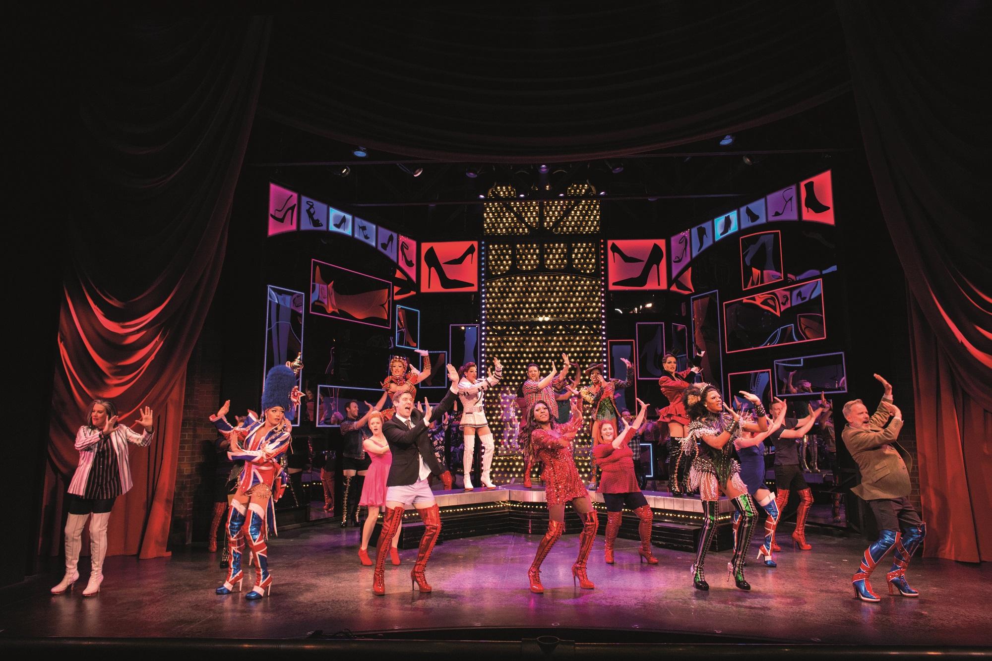 Kinky Boots on Norwegian Encore