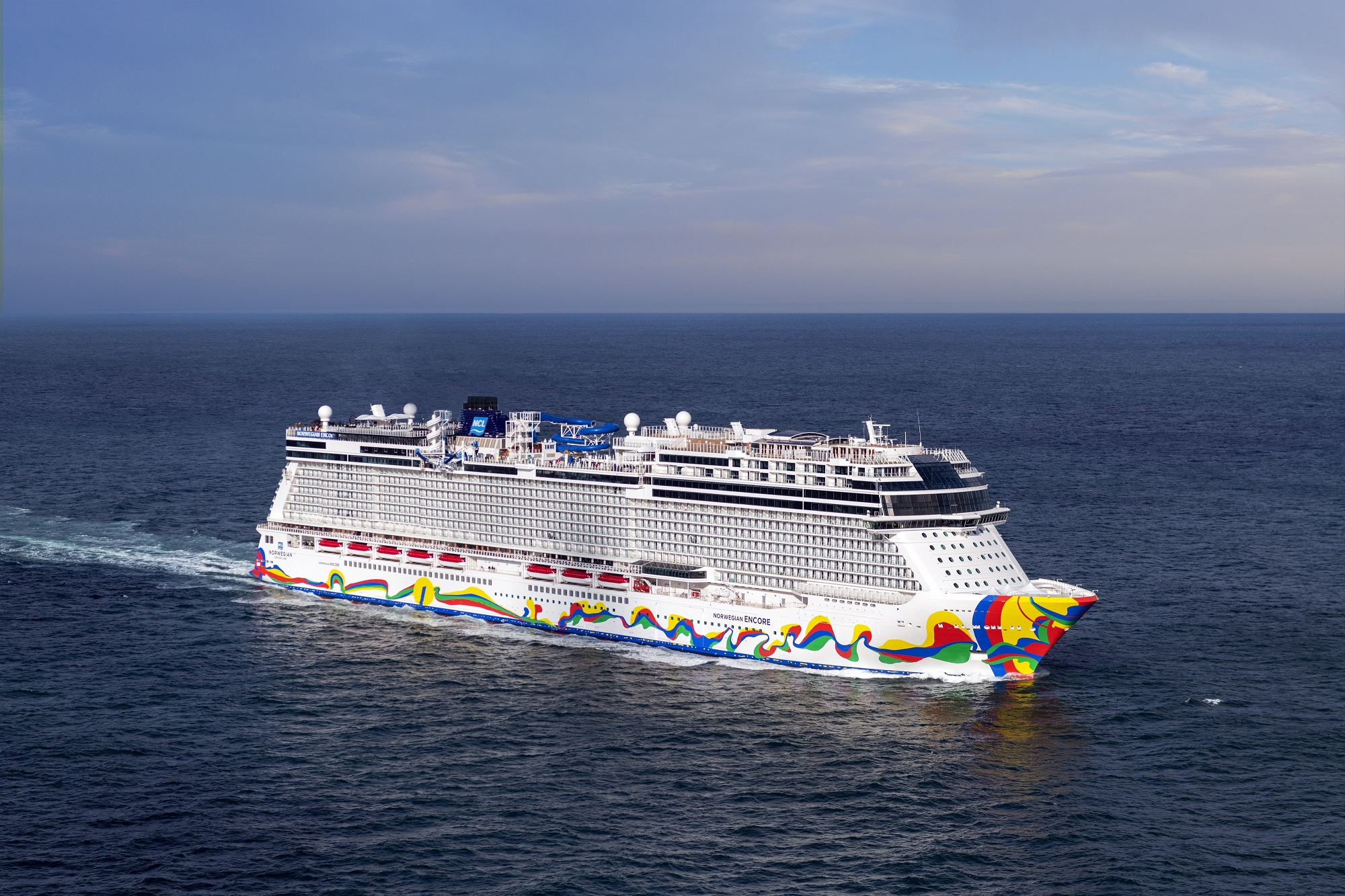 Sail on Norwegian Encore