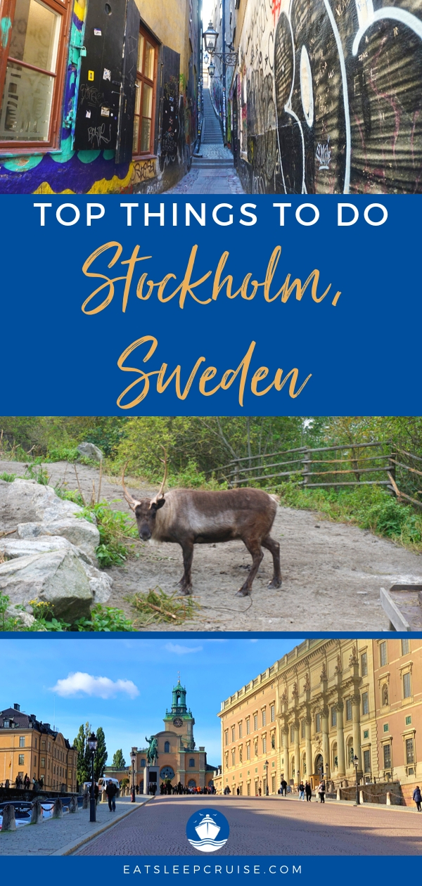 Top Things to Do Stockholm, Sweden