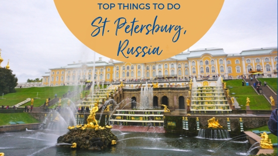 Top Things to Do in St. Petersburg, Russia