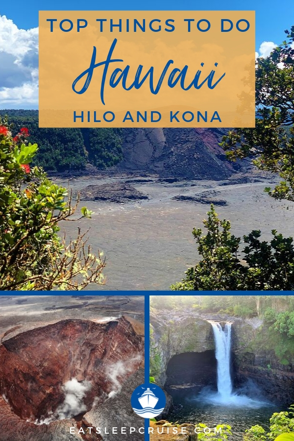 Top Things to Do in the Big Island of Hawaii on a Cruise
