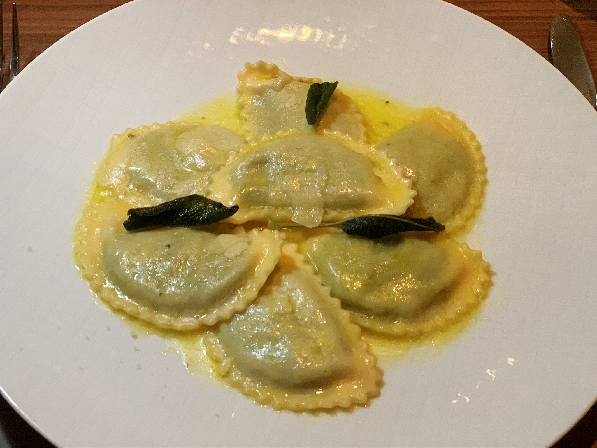 Onda by Scarpetta Restaurant Review on Norwegian Encore