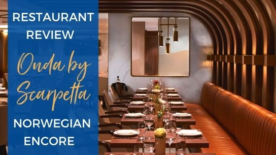 Onda by Scarpetta Restaurant Review