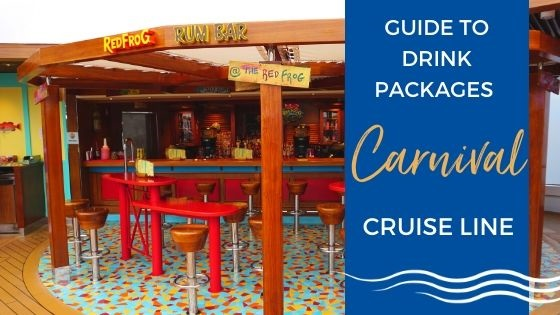 Guide to Carnival Drink Packages