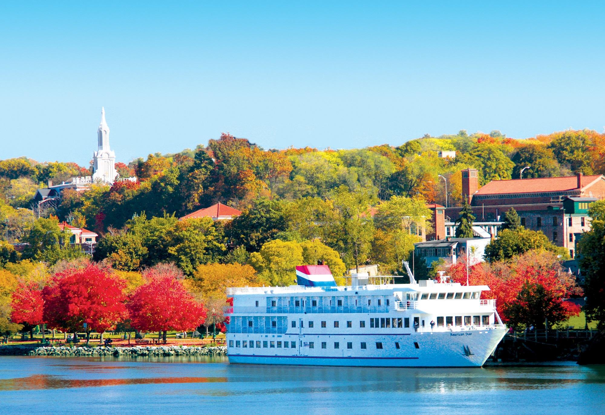 Take a US RIver Cruise