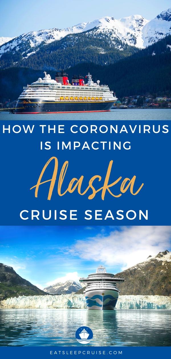 How the Coronavirus is Impacting the Alaska Cruise Season