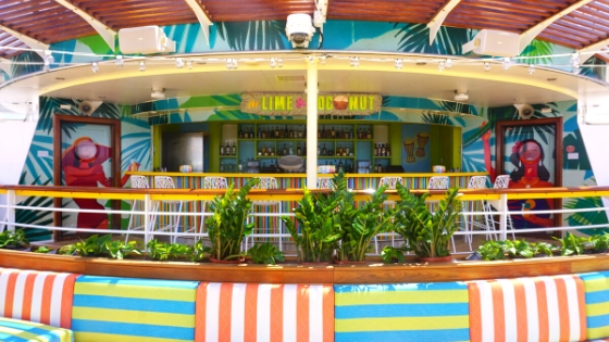 Freedom of the Seas Bar Guide