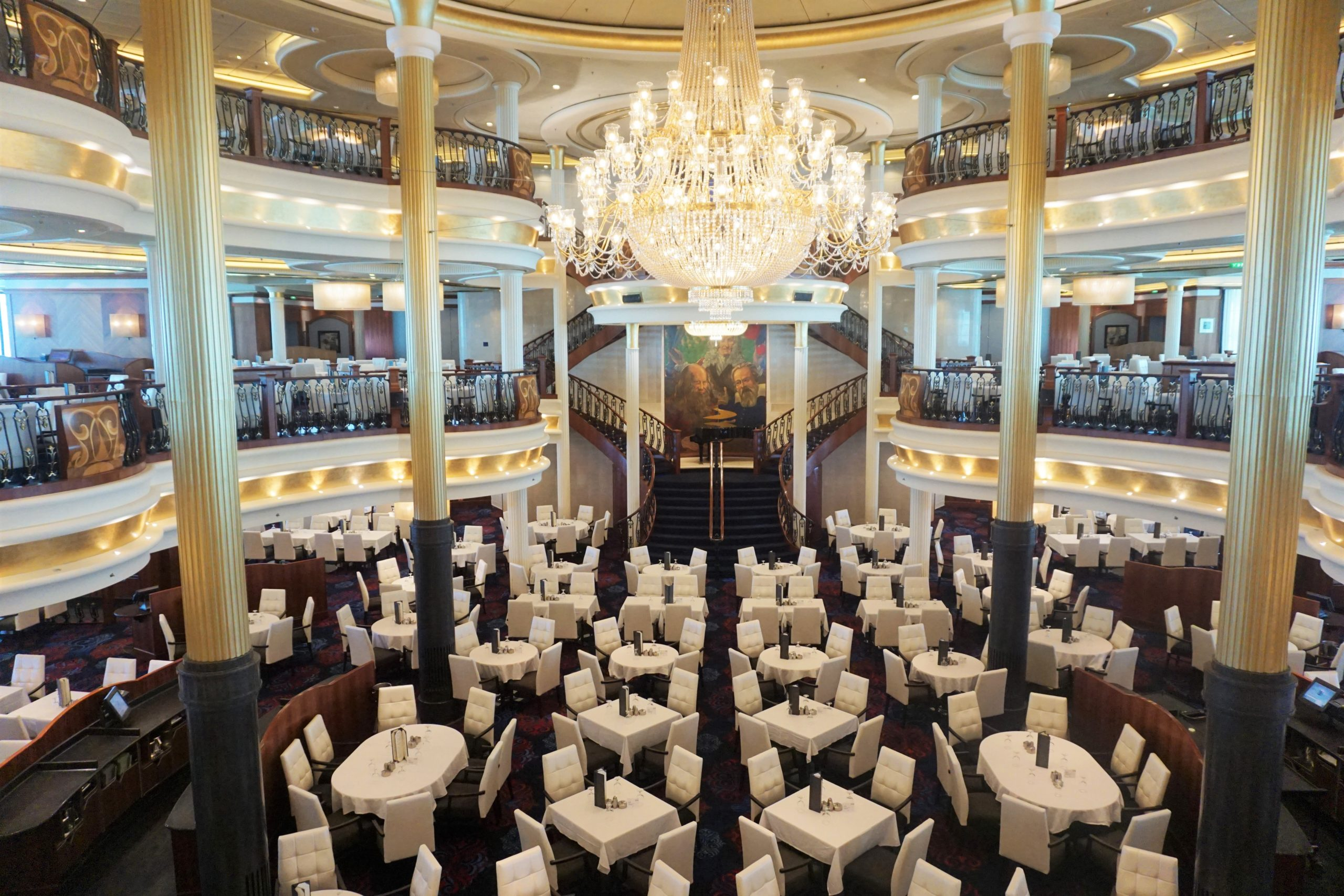 10 Top Foods on Royal Caribbean Cruise Ships