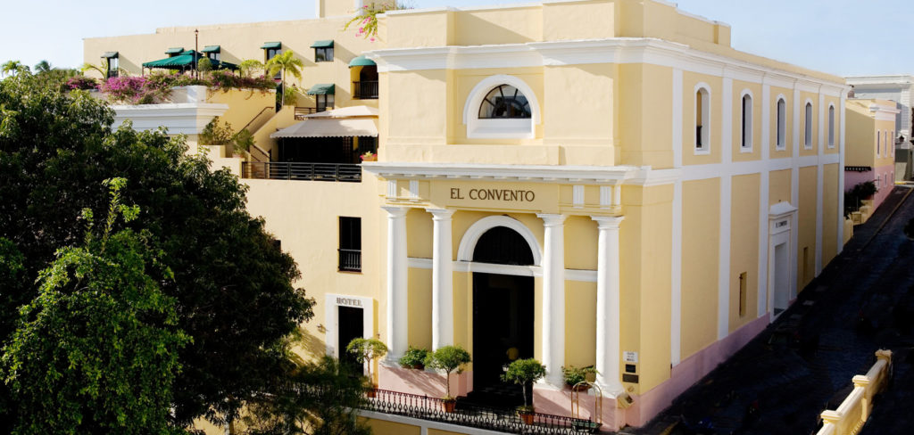 Hotel El Convento Ranks as One of the Best Hotels Near the San Juan Cruise Port