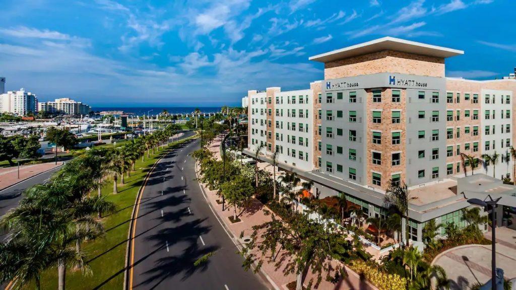 Hyatt House San Juan One of the Best Hotels Near the San Juan Cruise Port