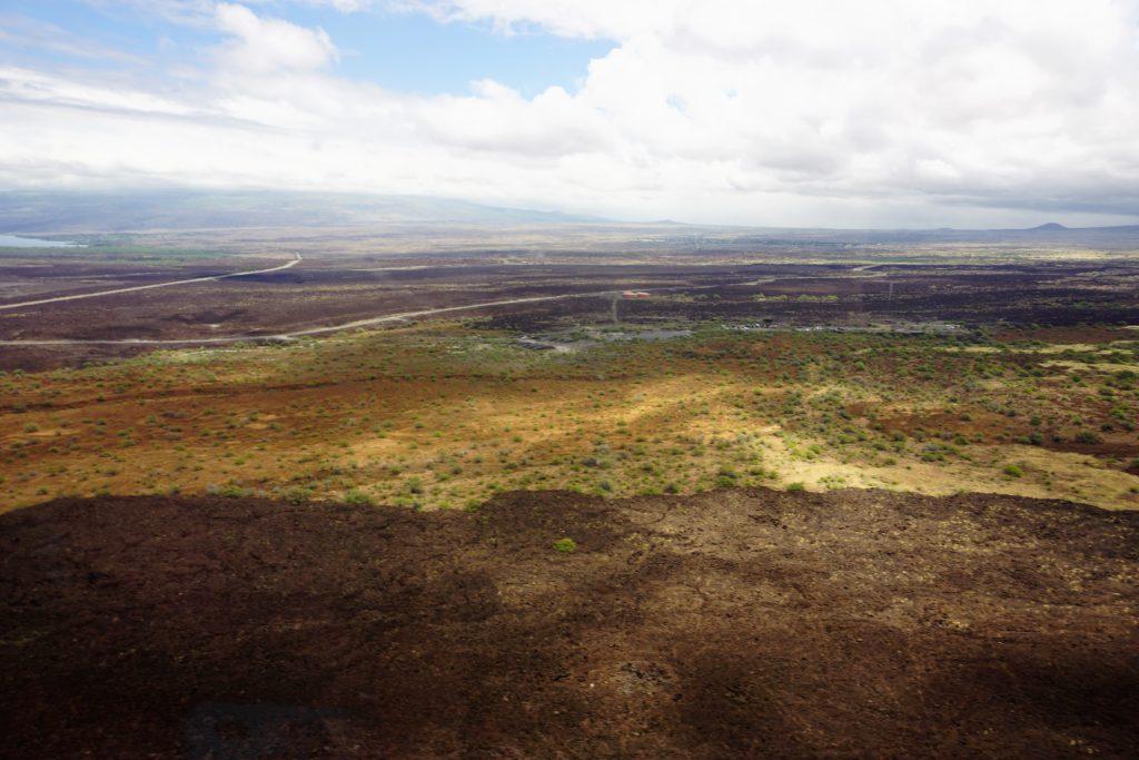 View of Mauna Loa on the Blue Hawaiian Big Island Spectacular Review
