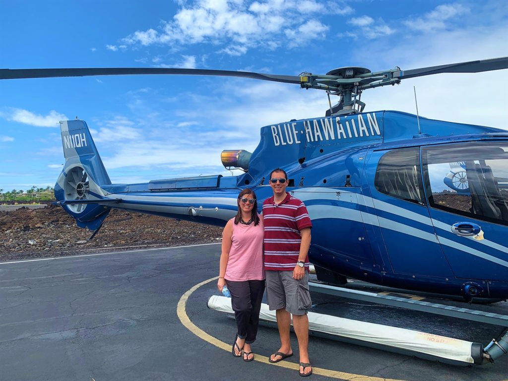 Review of Blue Hawaiian Big Spectacular Helicopter Tour