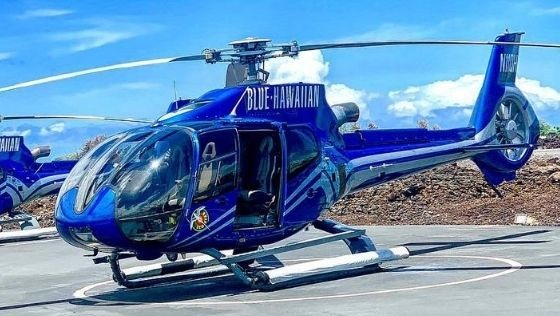 Blue Hawaiian Big Island Spectacular Helicopter Tour Review