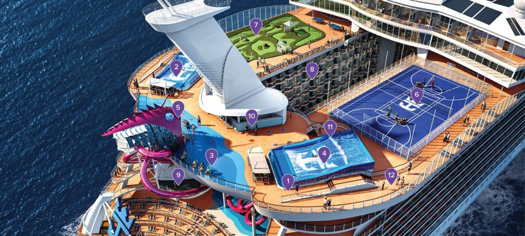 cruising with Royal Caribbean during COVID-19
