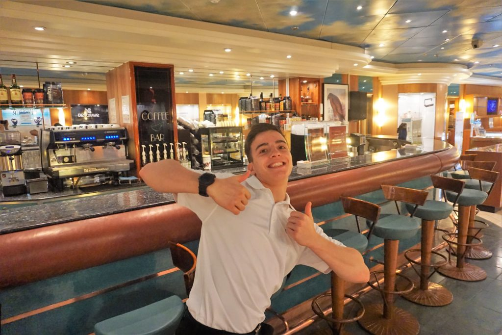 Avoid Getting Sick on a Cruise