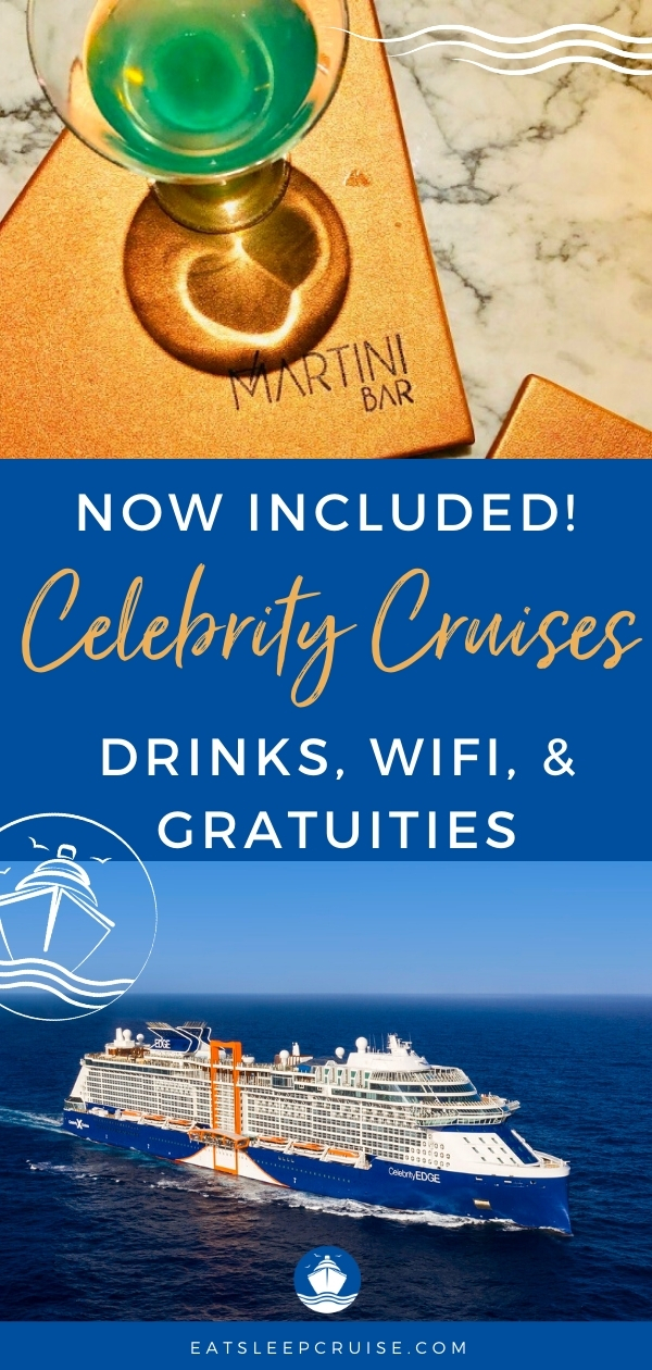 Celebrity Cruises Always Included