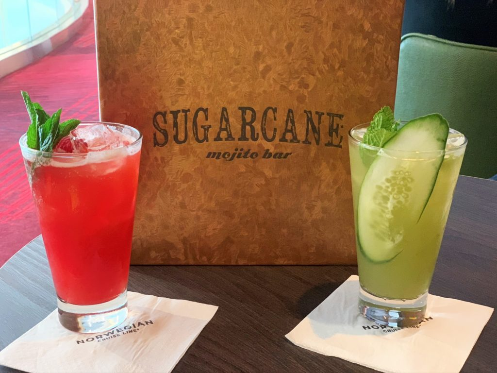 best cruise ship bars - Norwegian Cruise Line's Free at Sea