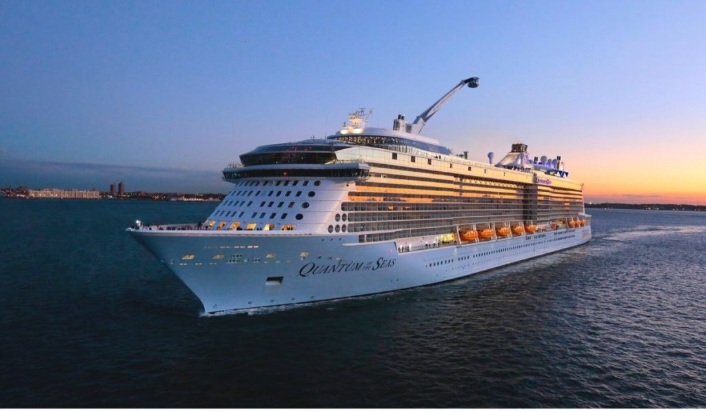 Which Cruise Ships Are Sailing Right Now