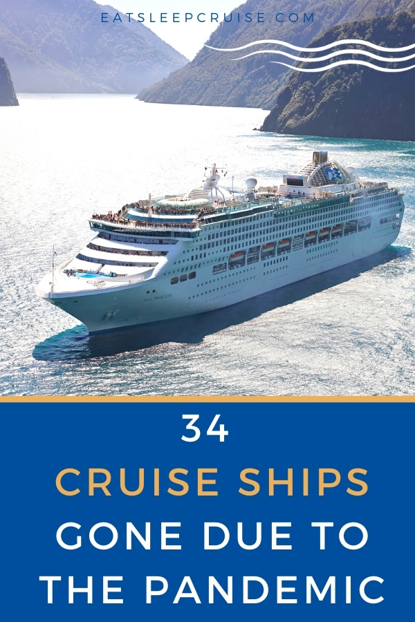 cruise ships sold or scrapped