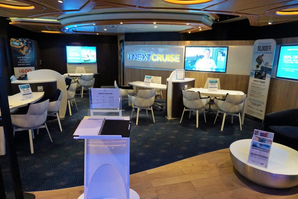 cruise onboard credit