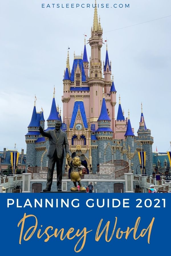 How to Plan a Disney World Trip in 2021