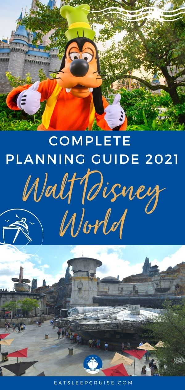 Guide to Planning A Trip to Disney World