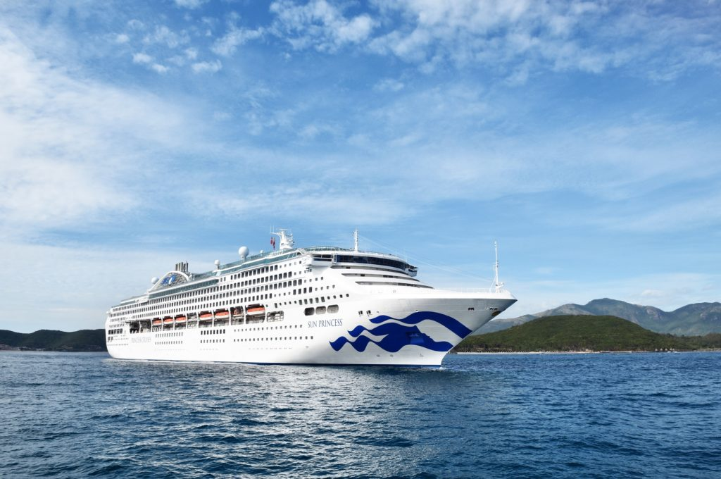 Sun Princess Was Sold due to the Pandemic