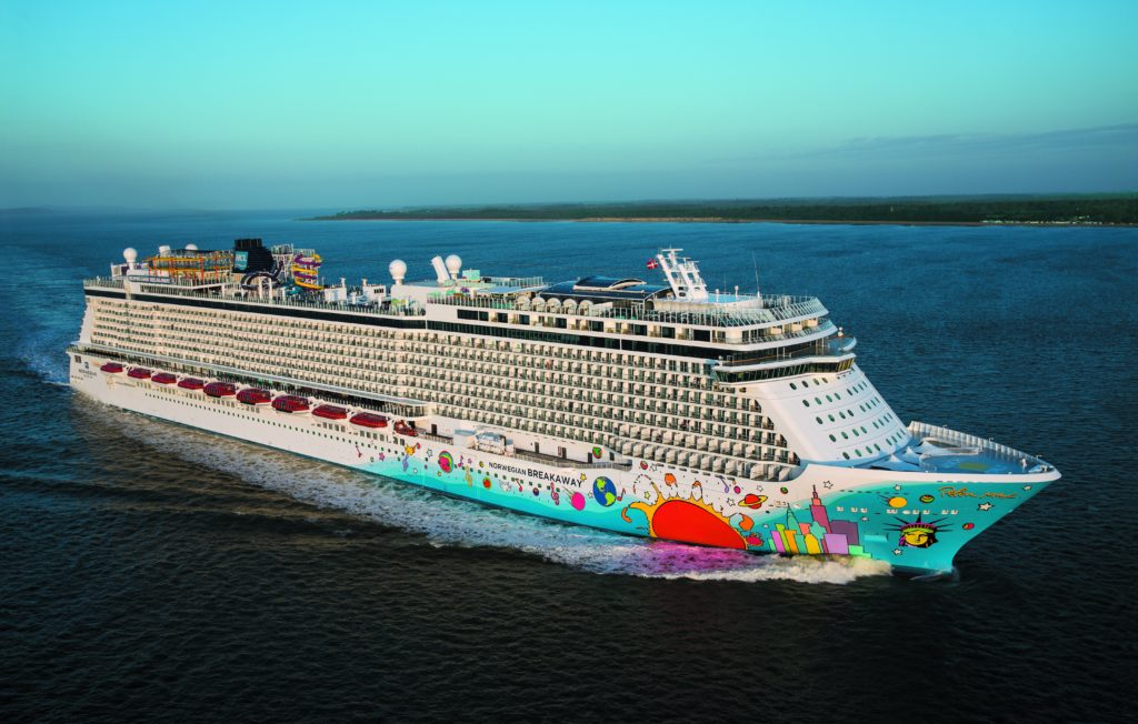 Guide to Norwegian Cruise Line Ship Classes | Eat Sleep Cruise