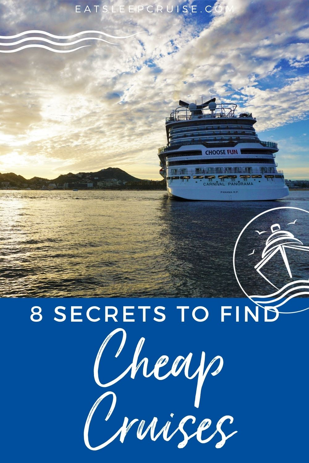 Secrets to Find Cheap Cruises